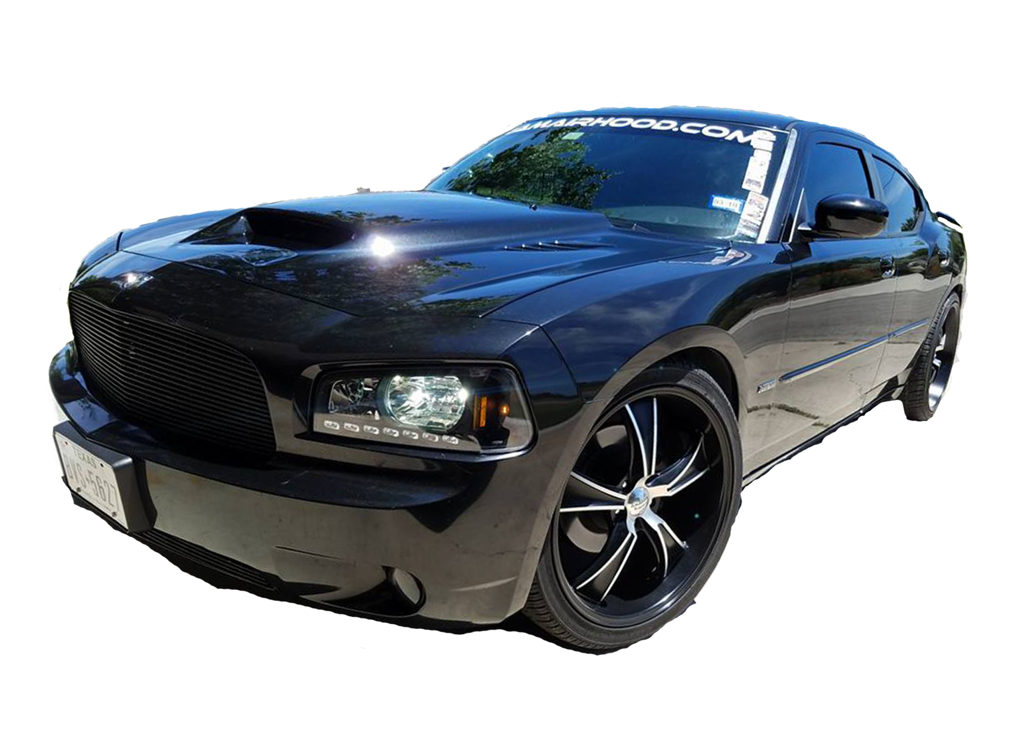 2005 2010 dodge charger ram air hood ram air hood. Black Bedroom Furniture Sets. Home Design Ideas