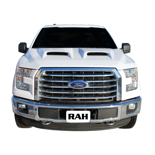 2015 2016 ford f 150 ram air hood ram air hood. Black Bedroom Furniture Sets. Home Design Ideas